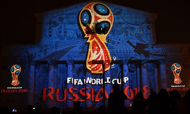 Copa do Mundo na Rússia