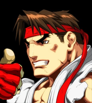 Street Fighter 4, Ryu, Xbox Live, Playstation Network, Steam, movie, online, special move