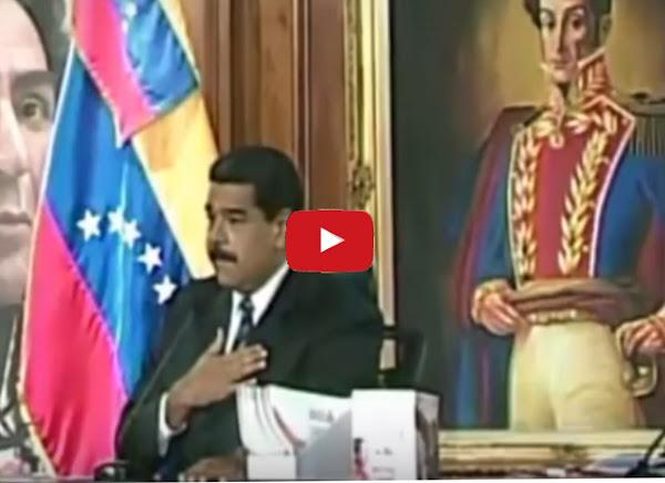 """Maduro ya no llama a Lorenzo Mendoza """"El Pelucón"""""""