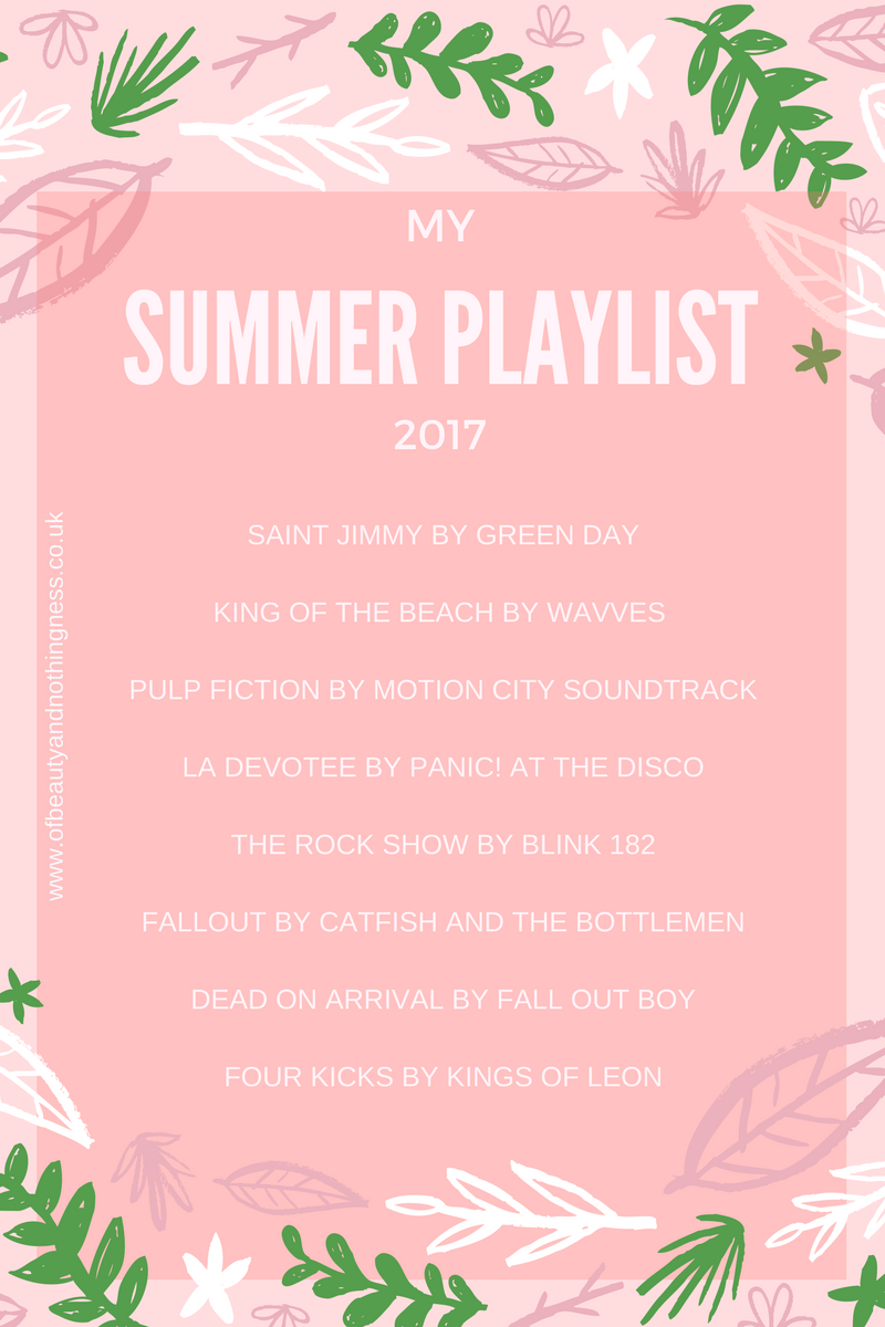 Summer Travel Playlist 2017 • Of Beauty And Nothingness By