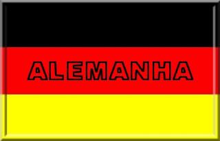 Patch da Alemanha Brasfoot 2016