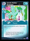 My Little Pony Sprinkle Medley, Drip Dropper Canterlot Nights CCG Card