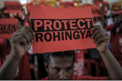 Kekerasan Terhadap Muslim Rohingya