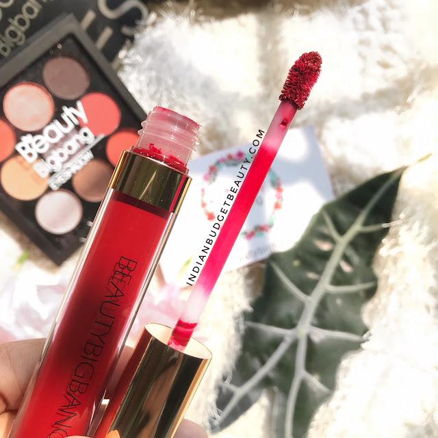 Matte Long Lasting Lip Gloss Velvet Waterproof Liquid Makeup Lipstick (1 Kathryn) wand