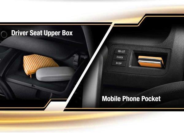 VIP Storage New Toyota Nav1