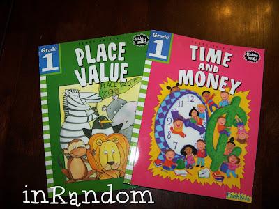Home School Books First Grade