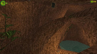 Mars game - Red Faction screenshot underground