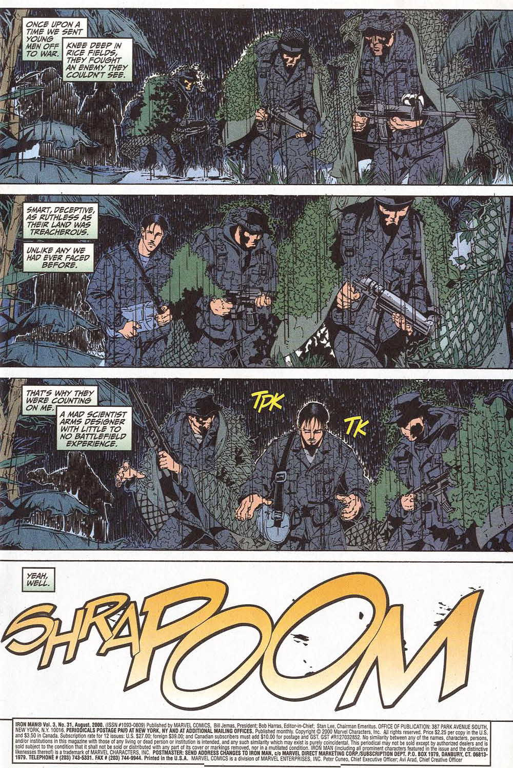 Iron Man (1998) 31 Page 3