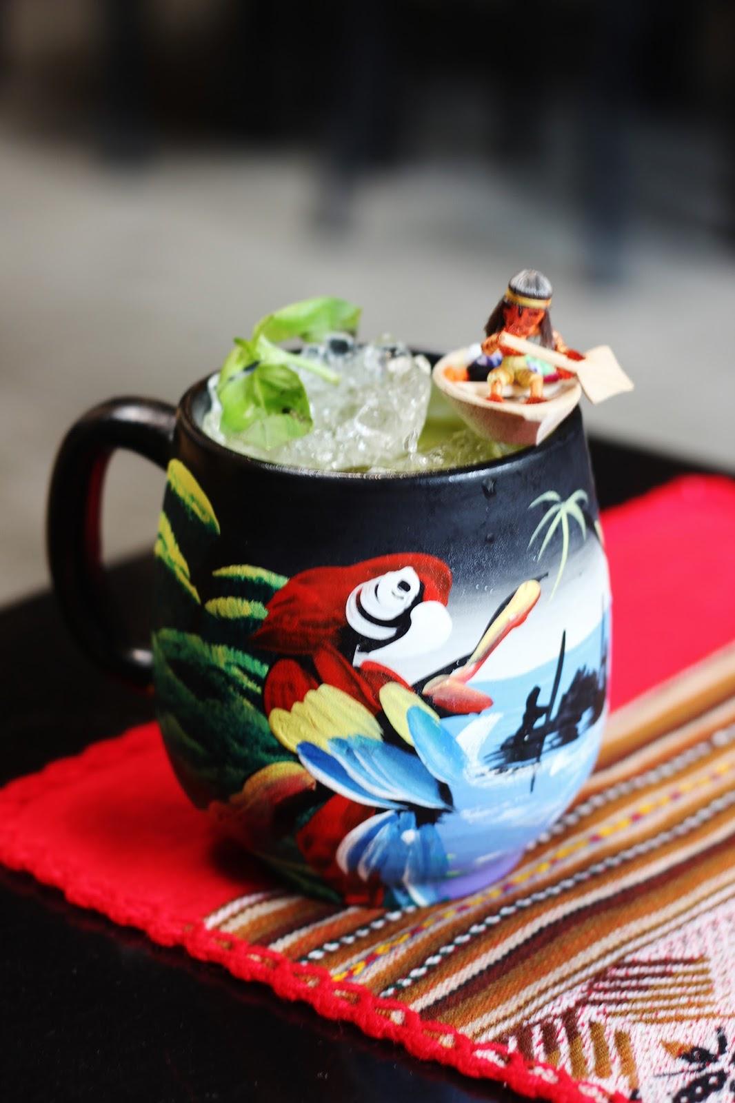 coctel peruano