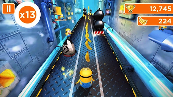 Minion Rush APK Android