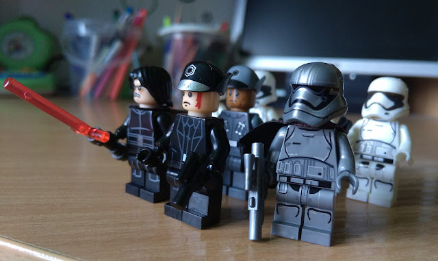 Первый орден фигурки лего Звёздные войны Star Wars