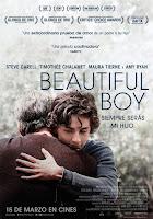 pelicula Beautiful Boy: Siempre serás mi hijo