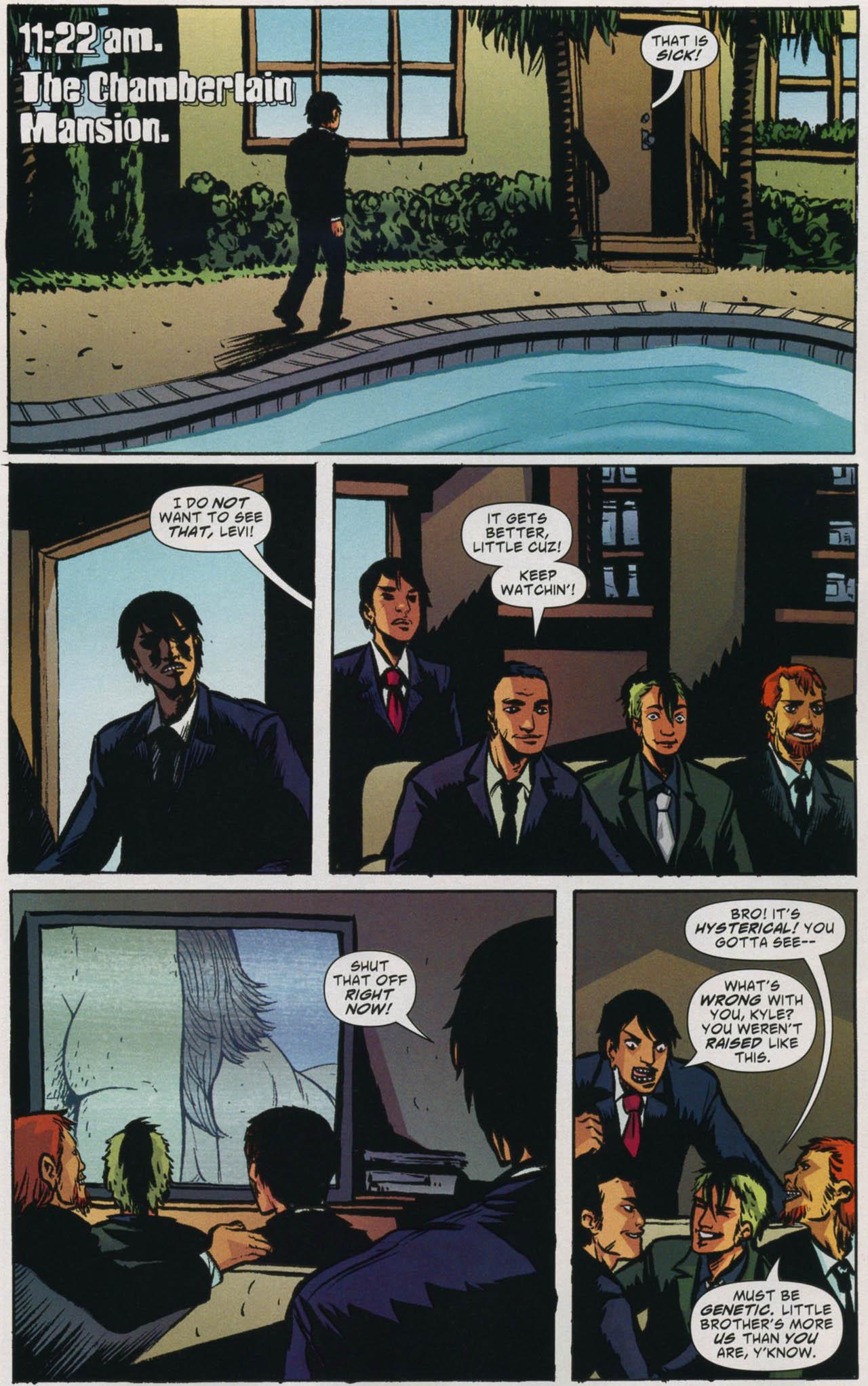 Read online American Virgin comic -  Issue #5 - 6