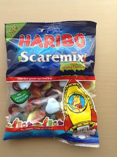 haribo scaremix halloween