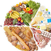 Proteins, fats and carbohydrates (PFC)