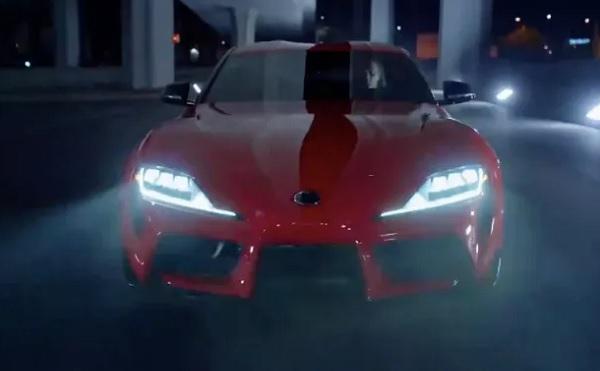 Nuevo Toyota Supra 2019