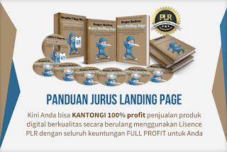 PLR Jurus Landing Page