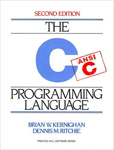 The C Programming Language (Second Edition)