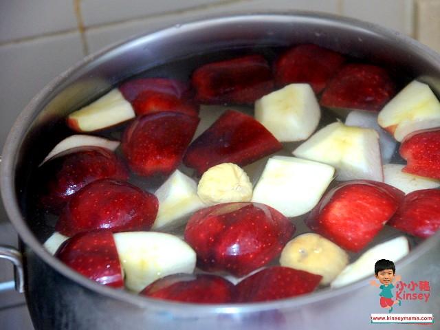 【湯水篇】蘋果雪梨雪耳無花果瘦肉湯