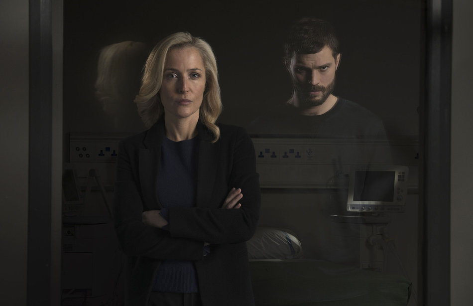 Gillian Anderson y Jamie Dornan protagonizan The Fall