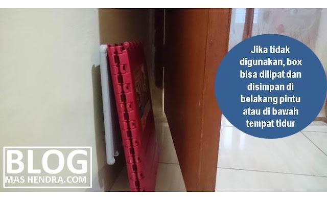 Box Mudah Dilipat - Blog Mas Hendra