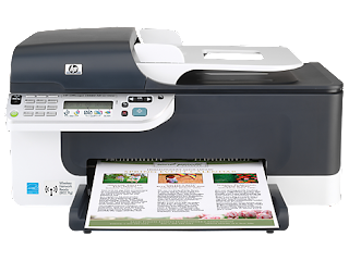 HP Officejet J4680 All-in-One Printer Driver Download