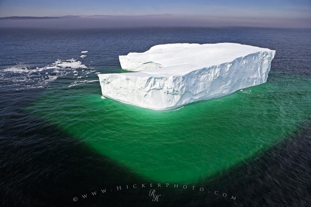 Wallpaper Hd Snow Falling Icebergs