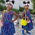 Annie Idibia shares beautiful birthday photos of daughter Olivia