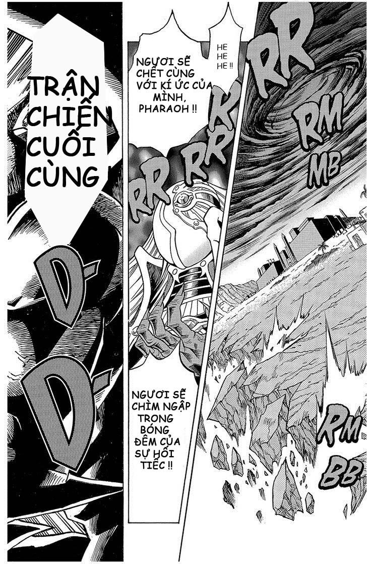 YUGI-OH! chap 328 - trận chiến cuối cùng trang 20
