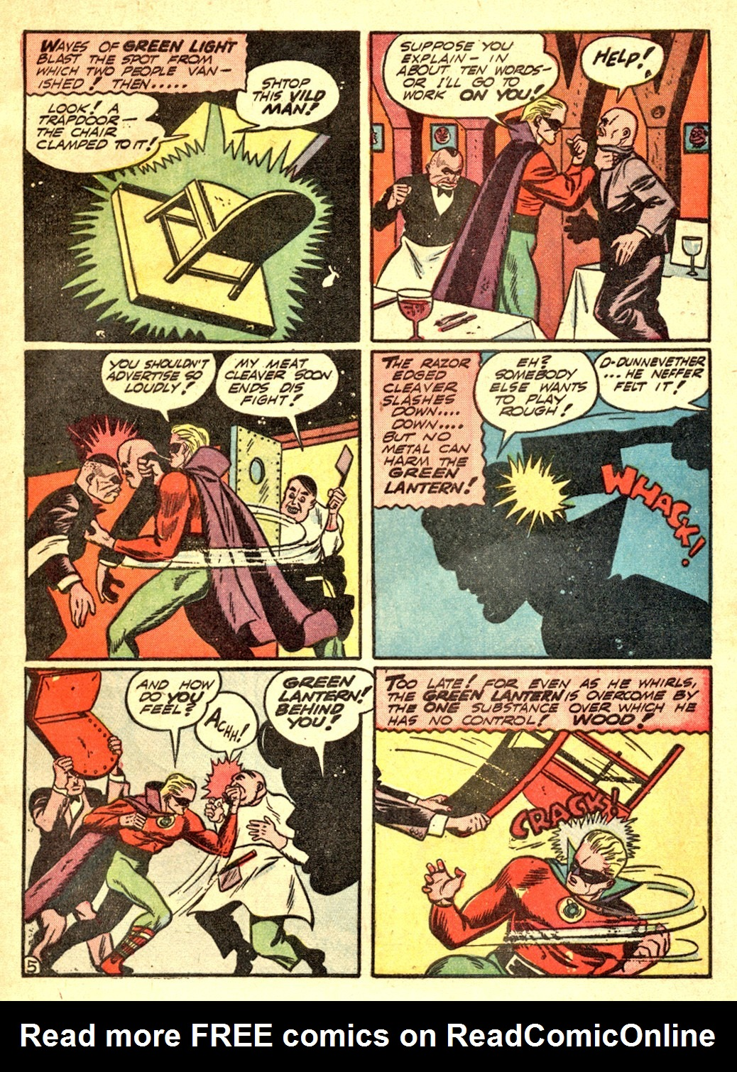 Read online All-American Comics (1939) comic -  Issue #47 - 7