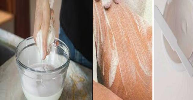 Las manchas de pigmento en el vientre que curar