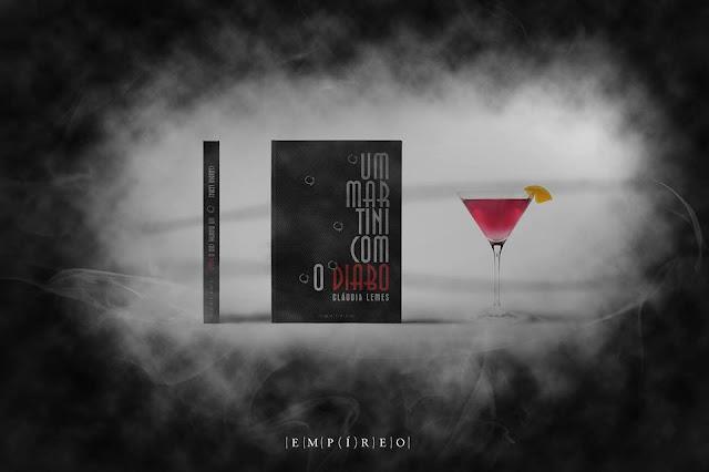 Lançamento de Um Martini com o Diabo