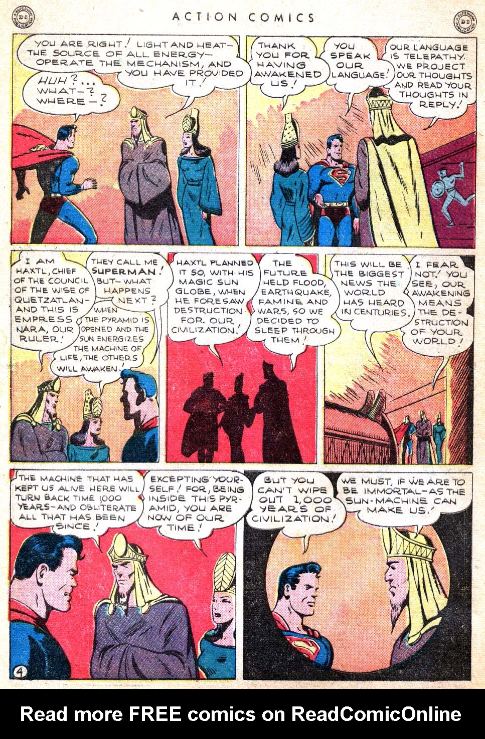 Read online Action Comics (1938) comic -  Issue #103 - 6