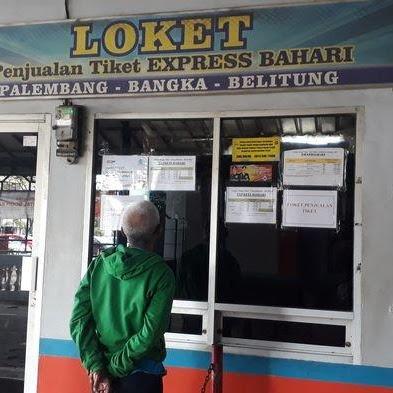 Jadwal Harga Tiket Jetfoil Boom Baru Palembang - Bangka - Belitung