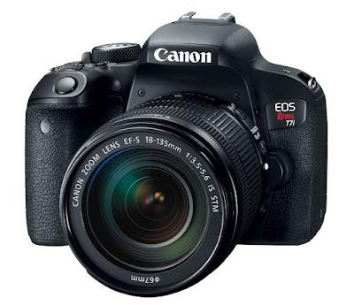 Canon EOS Rebel T7i Camera