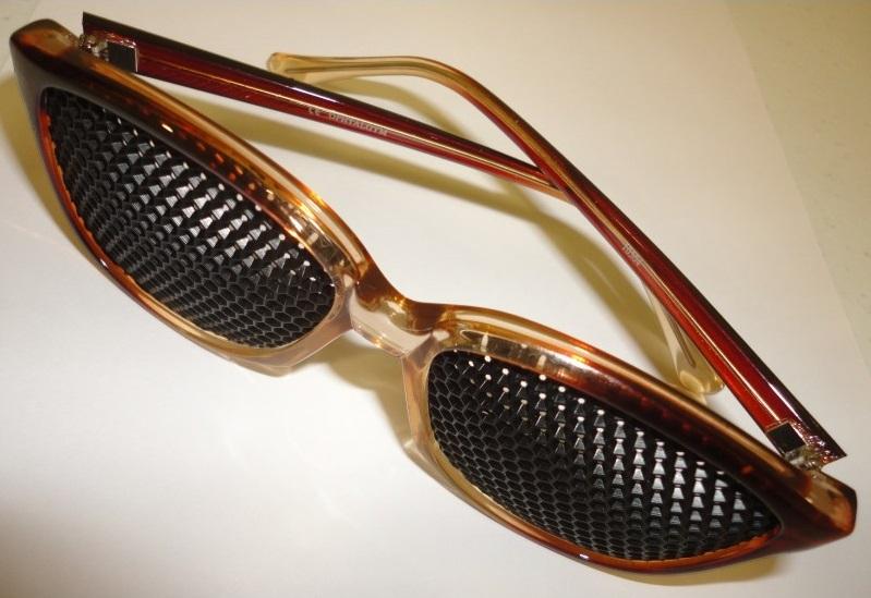 Gafas Reticulares Hexagonales - cover