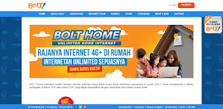 buka website resmi bolt