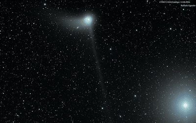 Comet Catalina - Imaged by Raffaelle Esposito
