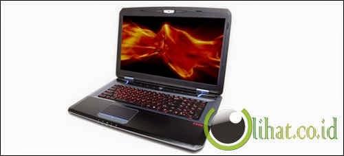 CyberPower FangBook X7-200