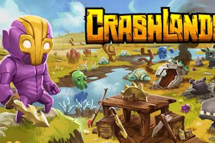 Crashlands, Game Terbaik Untuk Android
