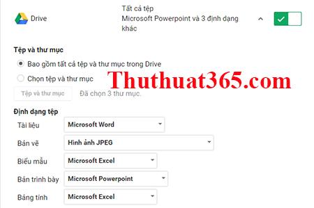 Tải toàn bộ tài liệu và tập tin trên Google Drive cực đơn giản-3