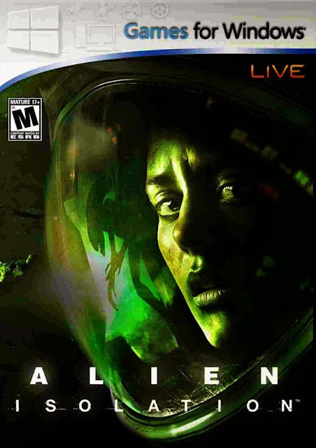 Alien Isolation Download Cover Free Game
