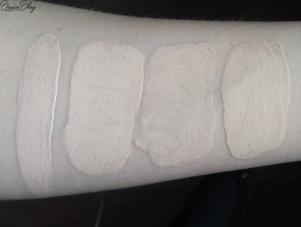 za różowy podkład, jak przyżółcić podkład, jak zmienić odcień podkładu, mieszanie podkładu z żółtym korektorem, Missha Perfect Cover 13, L'Oreal True Match 1 Ivory, Kobo Modeling Illuminator 103, L.A. Girl HD Pro Conceal GC995 Light Yellow