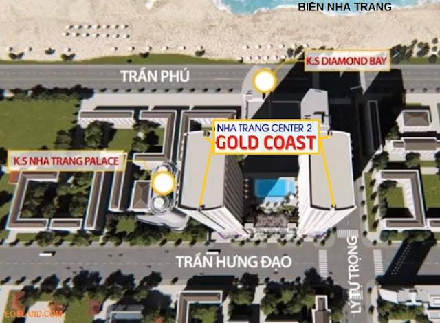 Quy hoạch Căn hộ Gold Coast Nha Trang