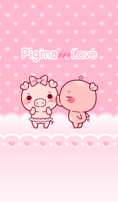 Pigma in Love