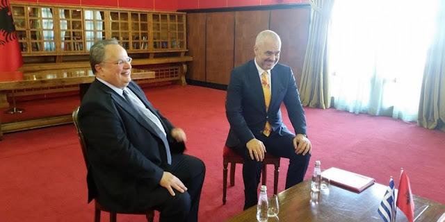Μήπως μετά την υπογραφή με τα Σκόπια ξεπουλάμε και επίσημα την Β. Ήπειρο;