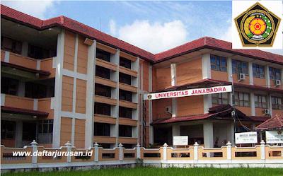 Daftar Fakultas dan Program Studi Universitas Janabadra Yogyakarta