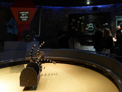 Old Jameson Distillery tour, Dublin, Ireland