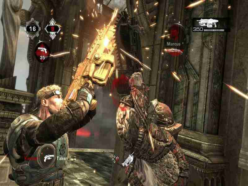 Gears of war highly compressed pc game free download pc