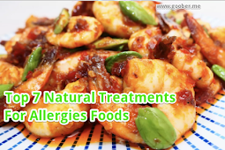 Top 7 Natural Treatments For Allergies Foods